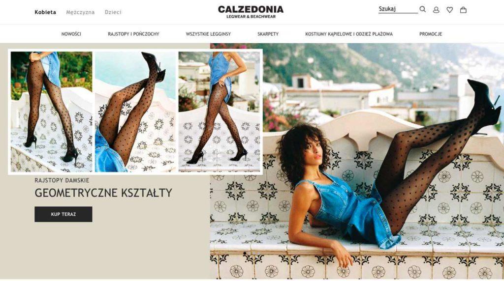 sklep Calzedonia