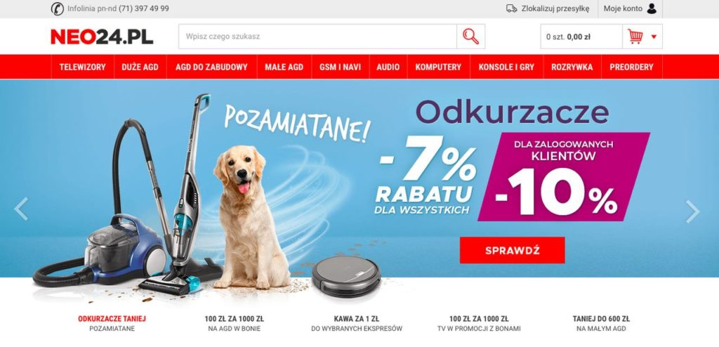 sklep z rtv i agd neo24.pl