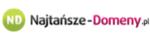 najtańsze domeny logo