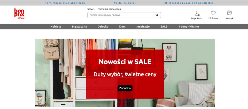 sklep internetowy bonprix
