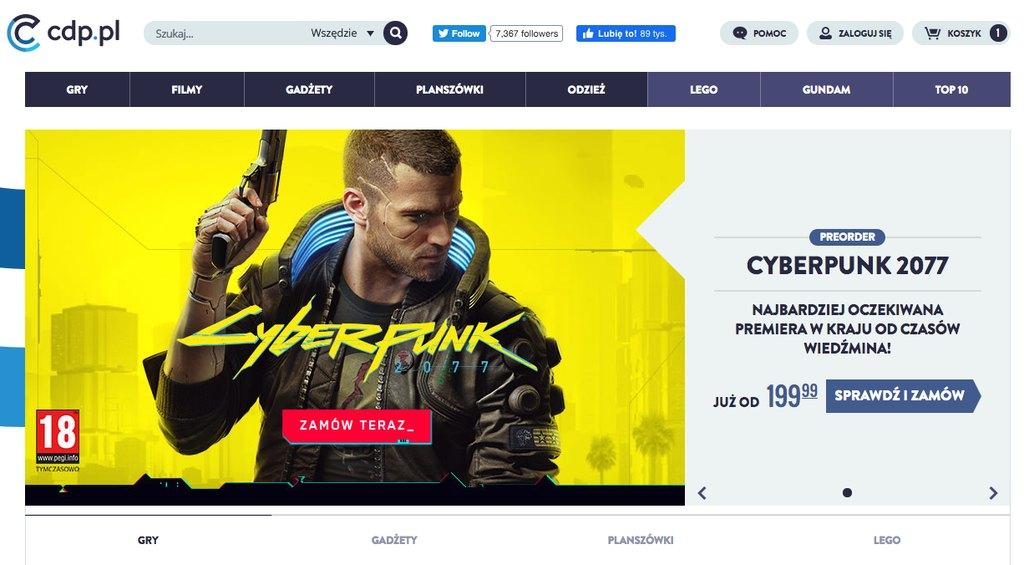 sklep CDp.pl