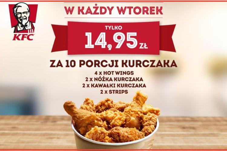 Wtorki w KFC