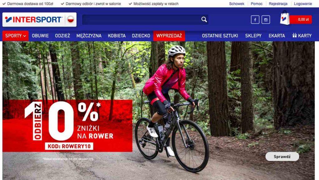 sklep internetowy intersport.pl