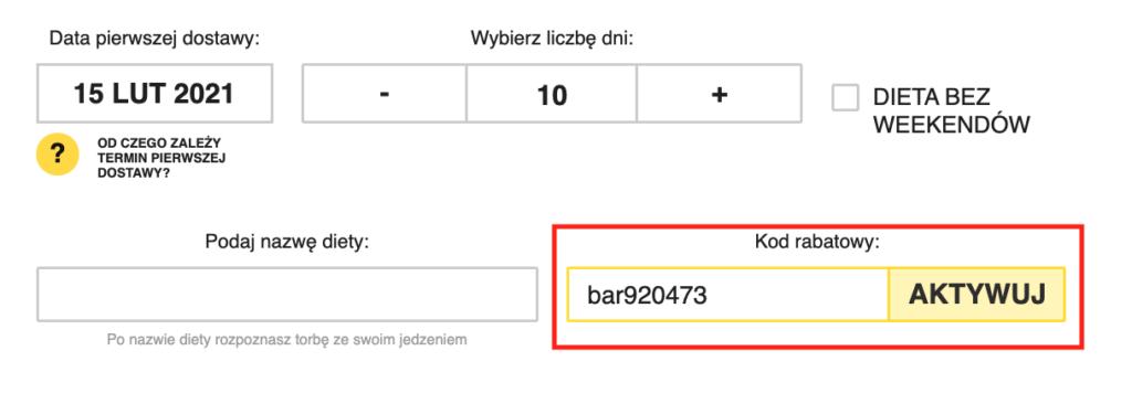 ntfy kod rabatowy